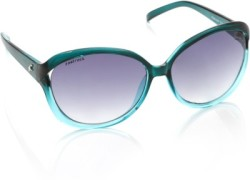 Fastrack Over-sized Sunglasses (Blue)