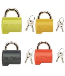 Godrej Mylock Candy Multicolor Set of 4