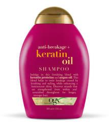 OGX Keratin Oil Anti-Breakage Shampoo 385 ml