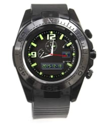 Life Like SW007 Smart Watches Black