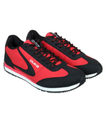 Duke Red Running Shoes - Buy Duke Red Running Shoes Online at Best Prices in India on Snapdeal