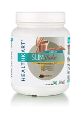 HealthKart Slim Shake (Meal Replacement ) 1 kg Chocolate