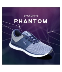 OFF LIMITS Blue Running Shoes - Buy Off LIMITS Blue Running Shoes Online at Best Prices in India on Snapdeal