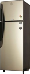 Godrej 330 L Frost Free Double Door 2 Star Refrigerator Inox, RT EON 330 P 2.3