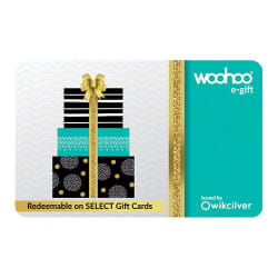 Woohoo Elite Gift Card