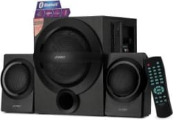 F&D A140X 37 W Bluetooth Home Theatre Black, 2.1 Channel