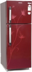 Kelvinator 245 L Frost Free Double Door 2 Star Refrigerator Red Creeper, KSP252FRC