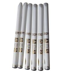 ADS Kajal Pencil Black 30 gm Pack of 6