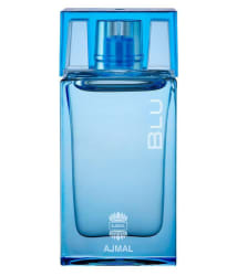 Ajmal Blu Concentrated Citrus Perfume Free From Alcohol 10ml for Men