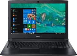Acer Aspire 3 Core i3 8th Gen - (4 GB/1 TB HDD/Windows 10 Home) A315-53 Laptop 15.6 inch, Obsidian Black, 2.1 kg