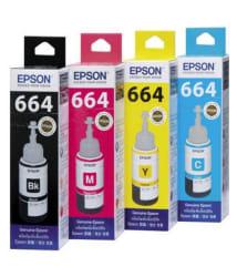Epson ink for L380, L360, L200,L220,L300 Multicolor Combo Pack Ink Pack of 4