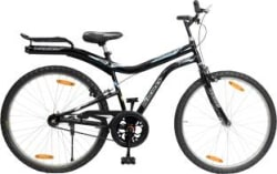 HERCULES Frozo RF 26 T Mountain Cycle Single Speed, Black
