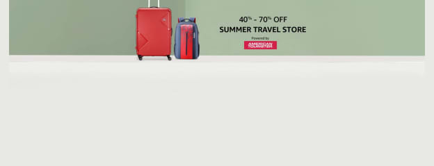 Summer Travel Store: Bags, Wallets and Luggage