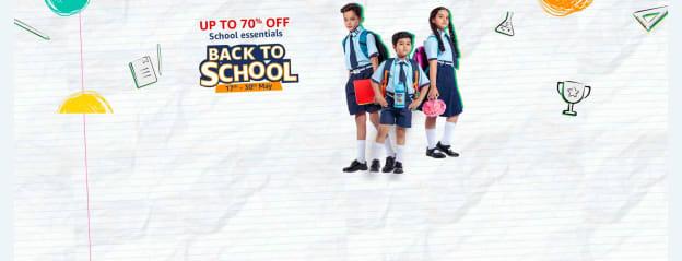 School Essentials: Buy School Essentials for Nursery, Junior, and High School Kids online at Best Prices in India
