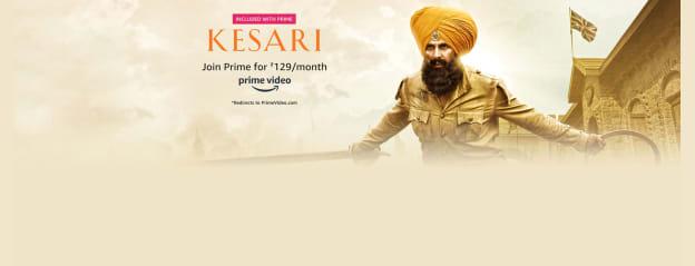 Prime Video: Kesari