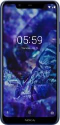 Nokia 5.1 Plus (Blue, 32 GB) 3 GB RAM