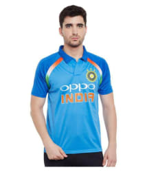 INDIA CRICKET TEAM JERSEY WORLD CUP 2019 - StadiumEX