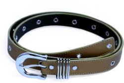 Contra Women Brown Synthetic Belt