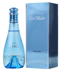 Cool Water Perfume For Woman - 100 ml