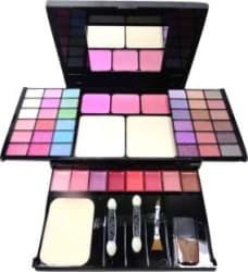 T.Y.A Makeup Kit 36 eyeshadow, 3 blusher, 2 compact powder,8 lipColor,