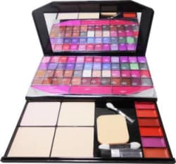 Mars ADS Fashion Colour Make-up Kit With Free Mars Eye/Lipliner & Adbeni Accessories-G