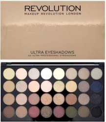 Makeup Revolution 32 Eyeshadow Palettes Flawless Pack of 32
