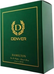 Denver Perfume Hamilton 100 Ml Eau de Parfum - 100 ml For Men
