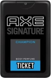 AXE Signature Champion Ticket Perfume - 17 ml For Men