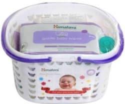 Himalaya Baby Care Combo Gift Basket White