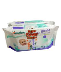 Himalaya Baby Wipes 72 pcs - Pack of 2