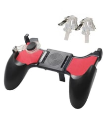 FineArts PUBG 5 IN 1 Gamepad Controller For Android and IOS ( Wireless )