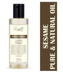 Luster Sesame Pure & Natural Massage Essential Oil 110 mL