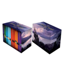 Harry Potter 7 Volume Children S Paperback Boxed Set: The Complete Collection (Set of 7 Volumes)