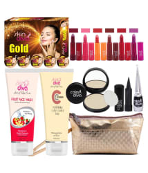 Adbeni Combo Makeup Sets C90B Pack Of 13 Makeup Kit 250