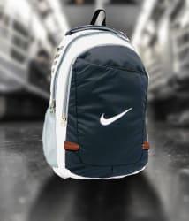 Nike Black & White 24 Ltrs Polyester College Bags Laptop Bag- 14.6 inch Backpacks Shoulder Bag For Men & Women