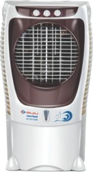 Bajaj DC 2015 Icon Desert Air Cooler (White, Maroon, 43 Litres)