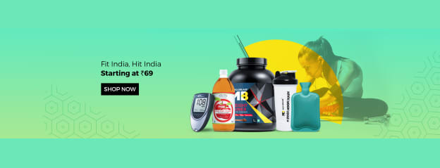 Fit India Hit India