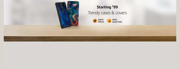 Mobile Covers: Buy Mobile Cases Online at Best Prices in India - Amazon.in