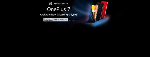 OnePlus 7: Electronics