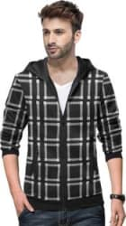 Tripr 3/4 Sleeve Printed Men Jacket