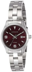 Giordano Analog Red Dial Women s Watch