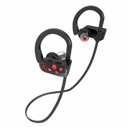 boAt Rockerz 261 Sport Wireless Earphones (Raging Red)