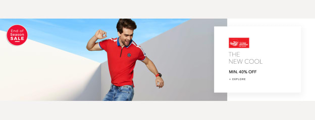 Flying Machine - Exclusive Flying Machine Online Store in India - Myntra