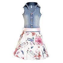 Flat 60% Off on Girls Dresses - ATUN,Naughty Ninos,Aarika & More