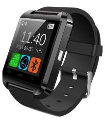 APG Bluetooth A8 Smart Watch (Black)
