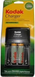 Kodak K620E-C+ 2 Charger, standard black
