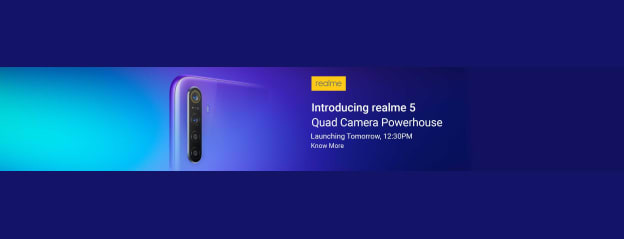 Realme 5 New Launch 37s7 Store Online - Buy Realme 5 New Launch 37s7 Online at Best Price in India