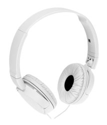 Sony MDR - ZX110A Headphones Without Mic (White)