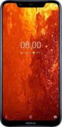 Nokia 8.1 (Blue, 64 GB) 4 GB RAM