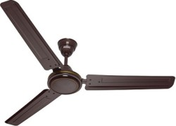 Usha Diplomat 1200 mm 3 Blade Ceiling Fan(Rich Brown, Pack of 1)